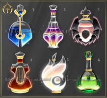 (CLOSED) Potion set 29