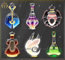 (OPEN) Potion set 29