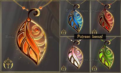 Autumn Amulet
