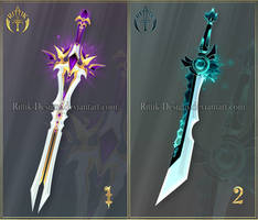 (OPEN) Swords adopts 77 - Auction