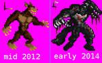 Werewolf Comparison