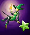 Prequel- Cucumber Quest- Peridot Katia