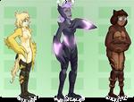 Original- Monster girl adoptables auction (open)