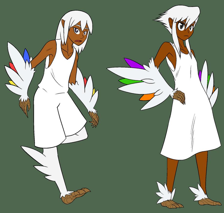Original- Tropical Angels by TODODeygulash
