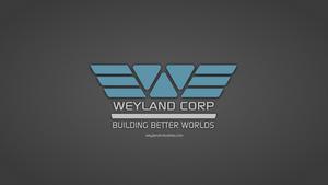 Weyland Industries Wallpaper