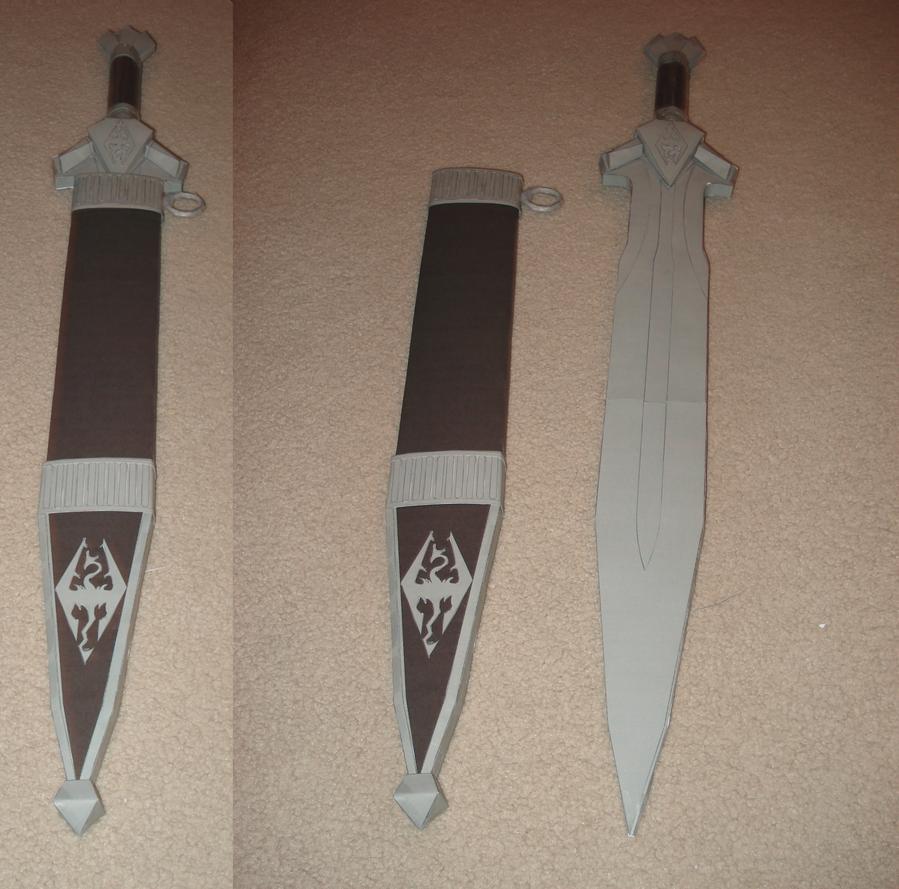 Imperial Sword Replica by RocketmanTan