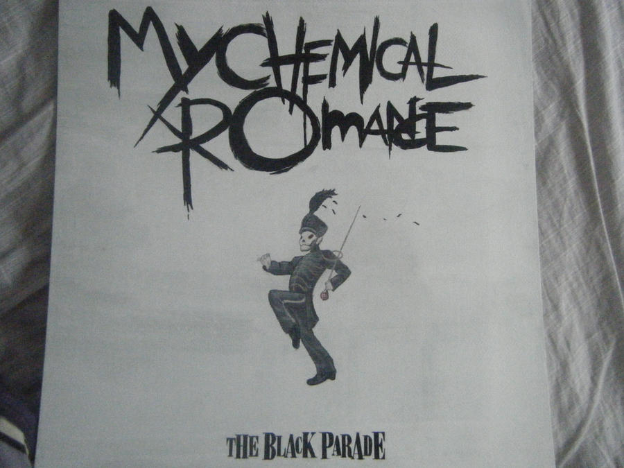 My Chemical Romance The Black Parade By Myheartbeatson27
