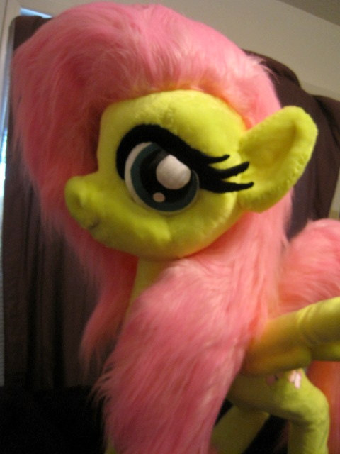 MEGAshy plush by Bronies4ever by nidsaw80