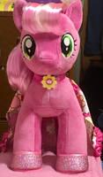 My little pony Build-A-Bear Cheerilee plush.