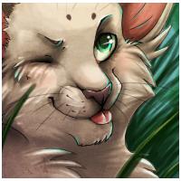 Mizu-ame cat avatar by Osato-kun