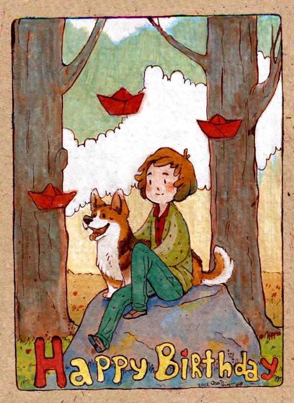 fall season by Osato-kun