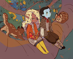 Fairytale by Osato-kun