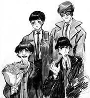 Beatboys by Osato-kun