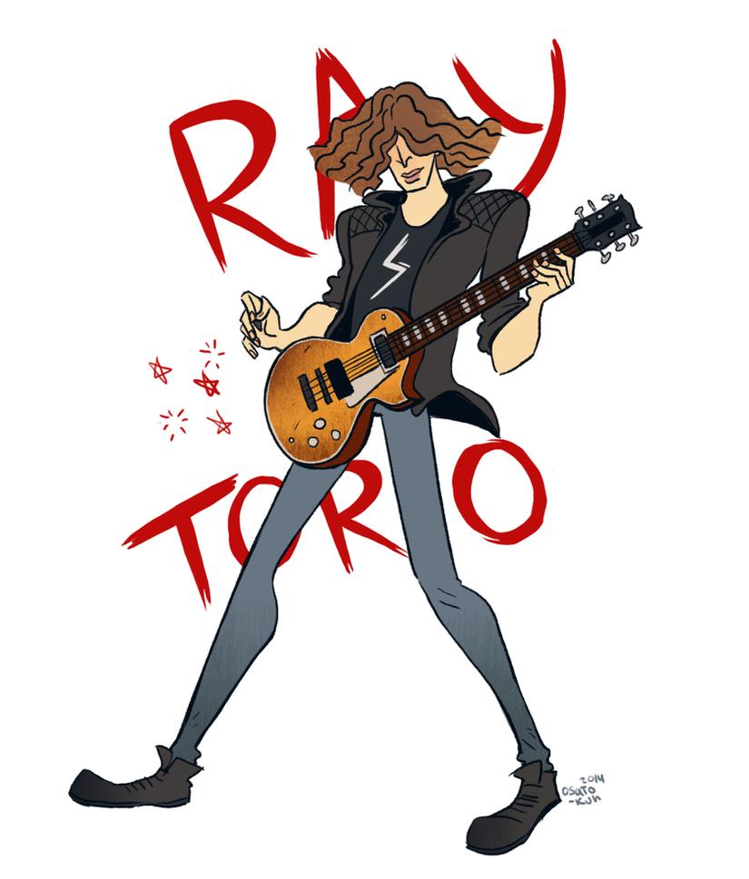 Rrrrray by Osato-kun