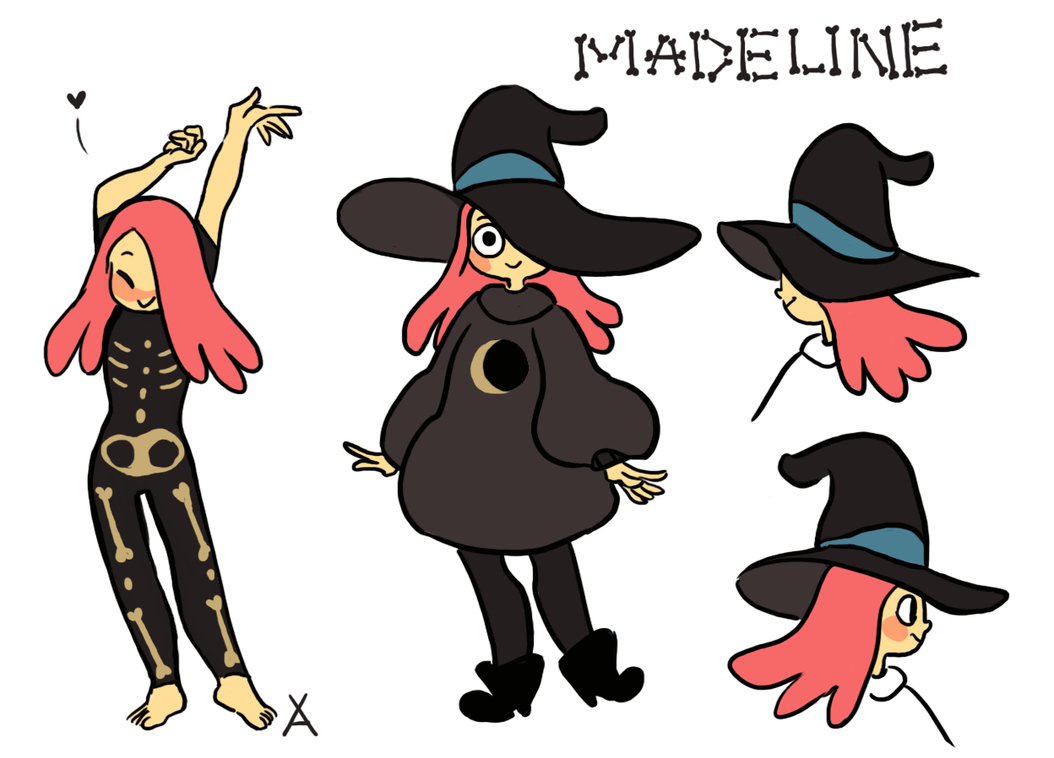 Madeline by Osato-kun
