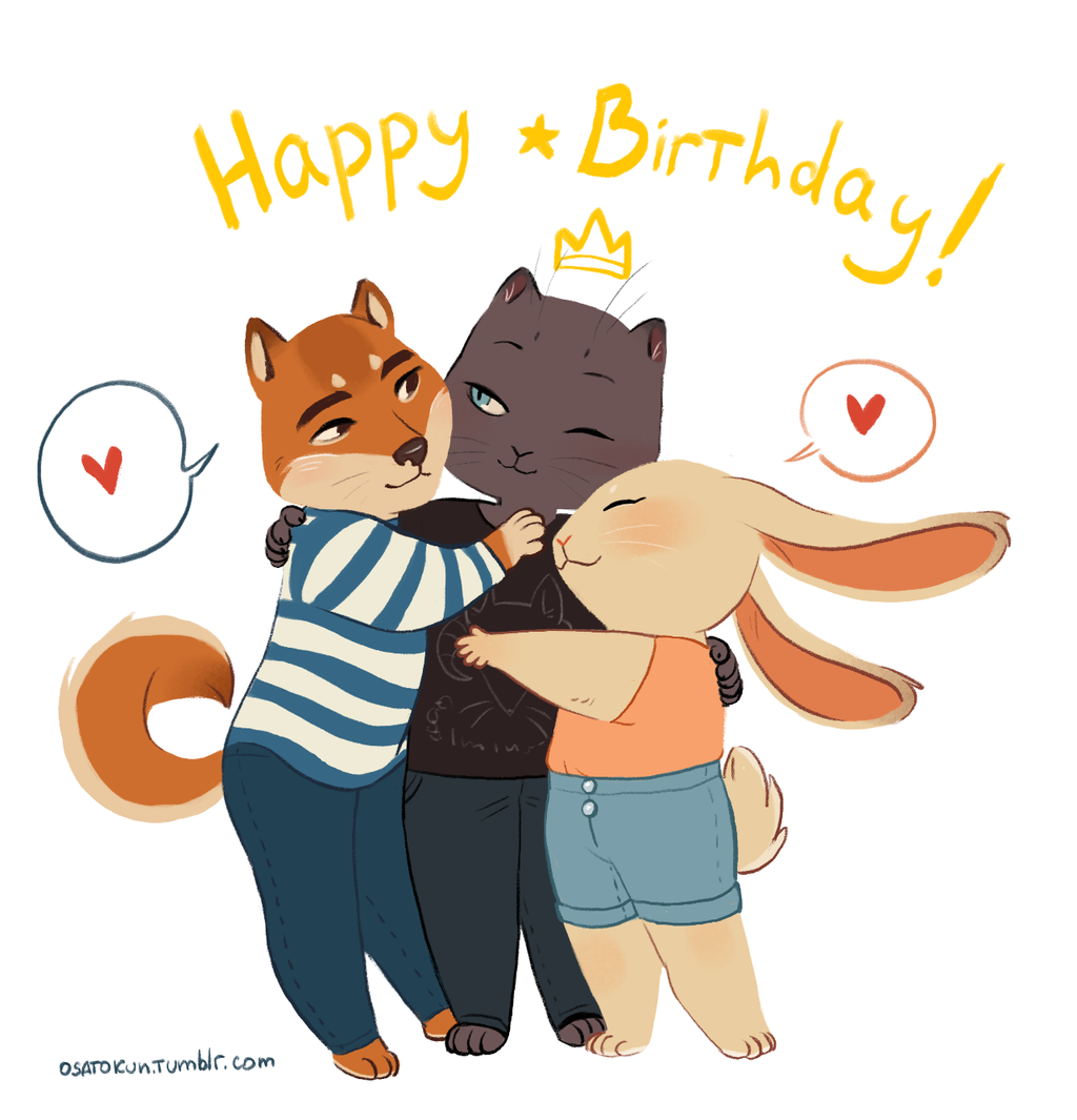 hppy burthday! by Osato-kun on DeviantArt