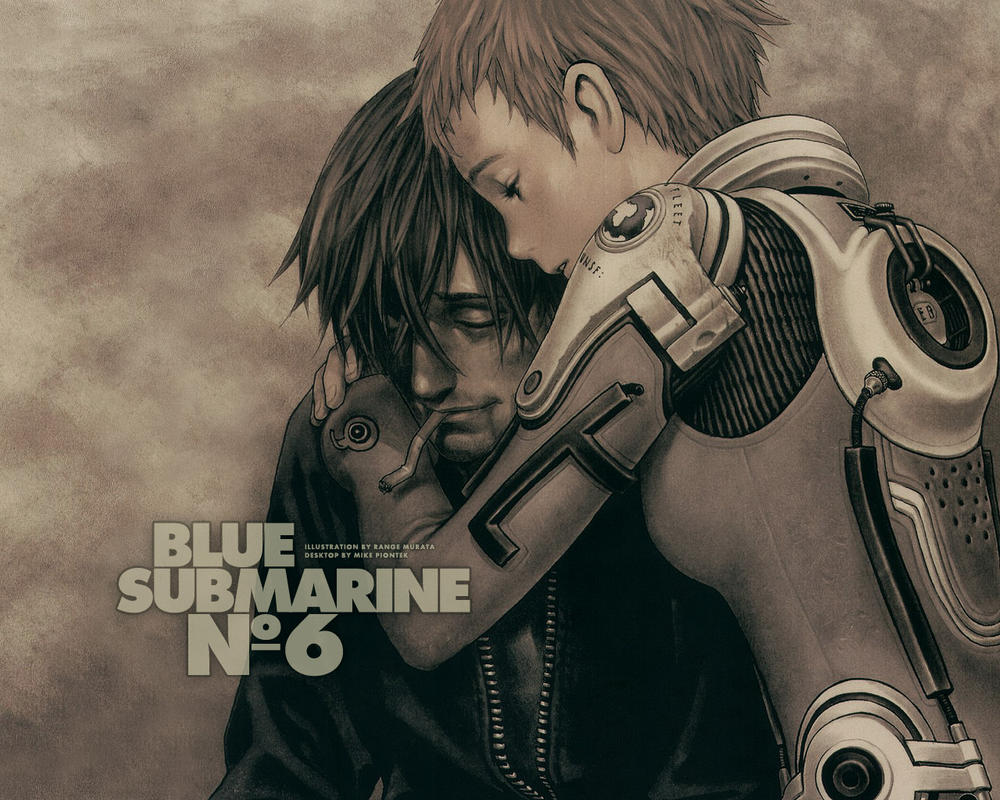 Blue Sub 6 by Blue-Sub-No-6-Club