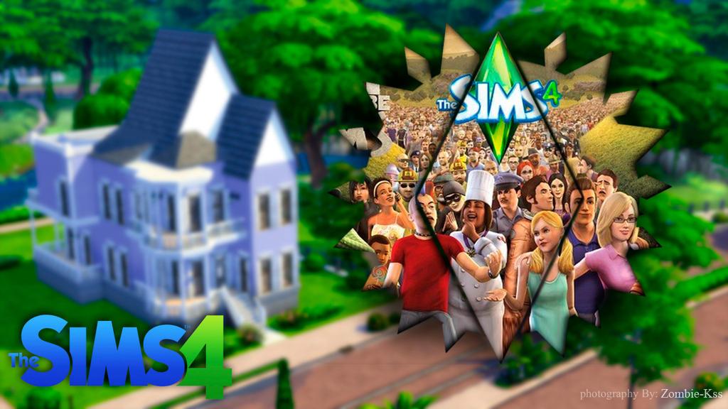 Pics Photos The Sims 4 Wallpaper