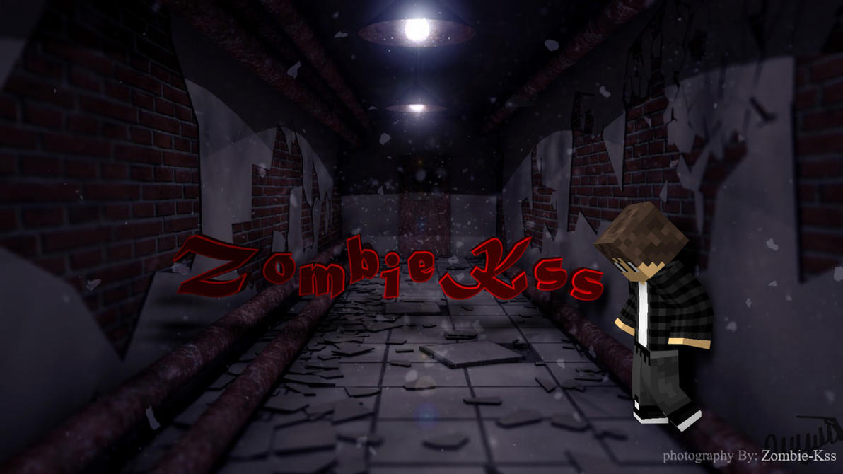 Amazing Wallpaper Minecraft War - my_wallpaper___minecraft___horror__nickname__by_zombie_kss-d9083ge  HD_976567.jpg