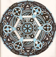 Water Symbol by Craxal