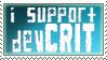 devCRIT Stamp by devCRIT