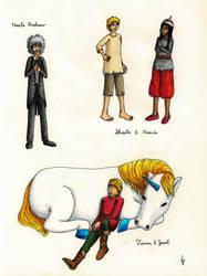 Narnia characters, p2of2