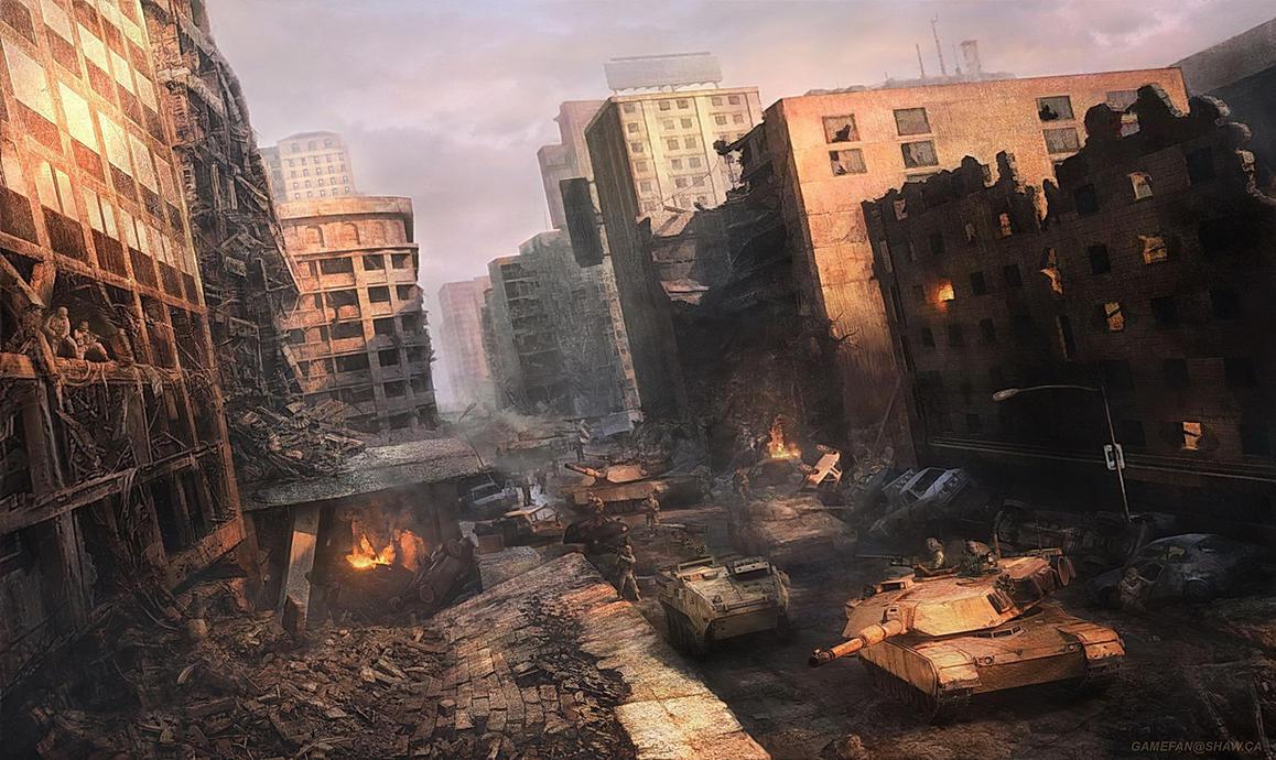 Invasion by GameFan78
