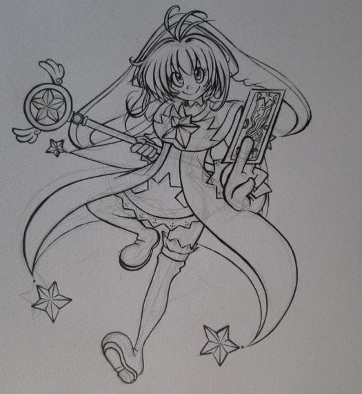 Cardcaptor Sakura by Suchiru