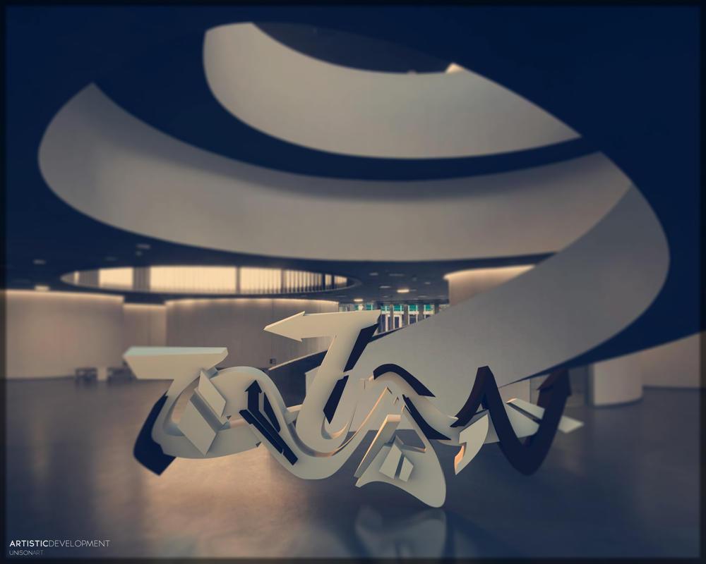 Artistic Development by unisonart