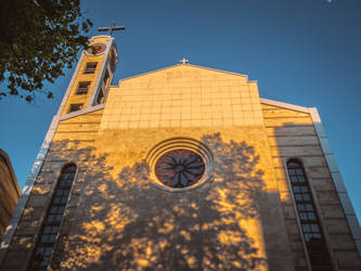 Church is the highest pillar by unisonart