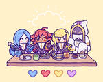 kirby cafe date