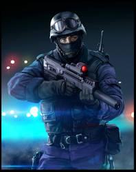 SWAT by Hokunin