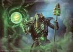 Cryptek - harbinger of eternity