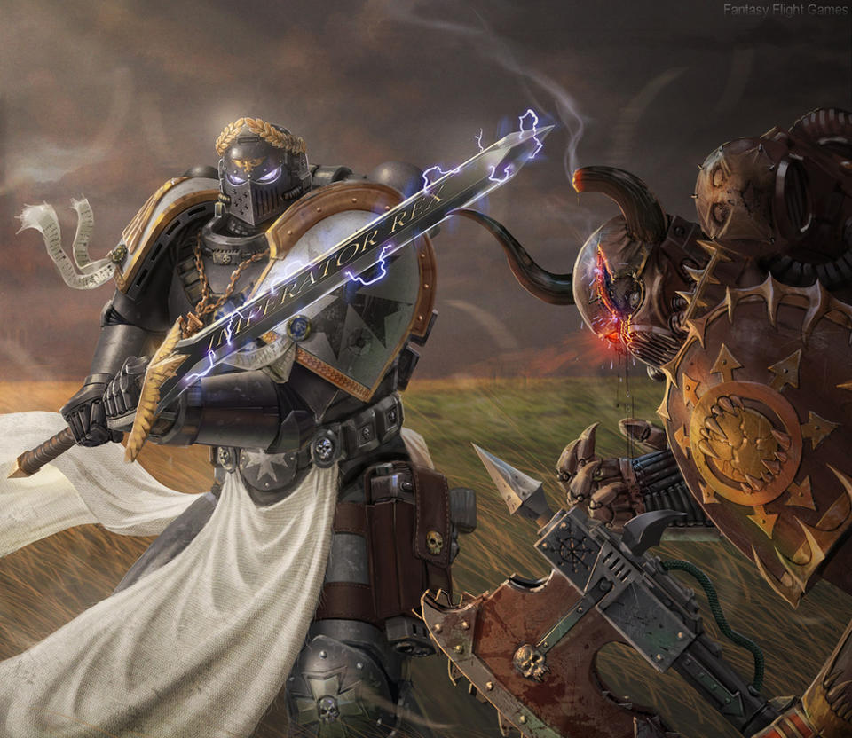 Emperor's Champion by Hokunin