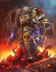 Morkai Rune Priest