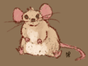 Fat mouse by Alisha-town