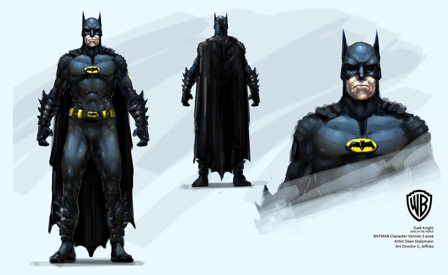Batman Concept by Dstolpmann