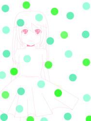 Line Art - AmeCalista on Polkadot's Life