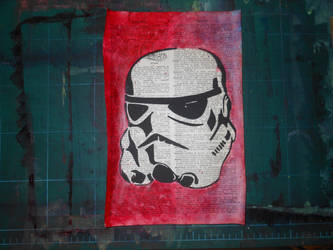 These are not the prints you are looking for... by beanzomatic
