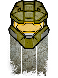John-117 by beanzomatic
