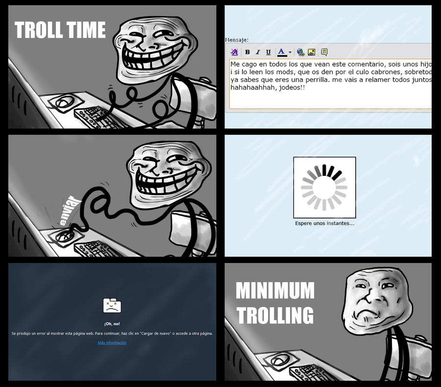 trolling is a art - photo #24