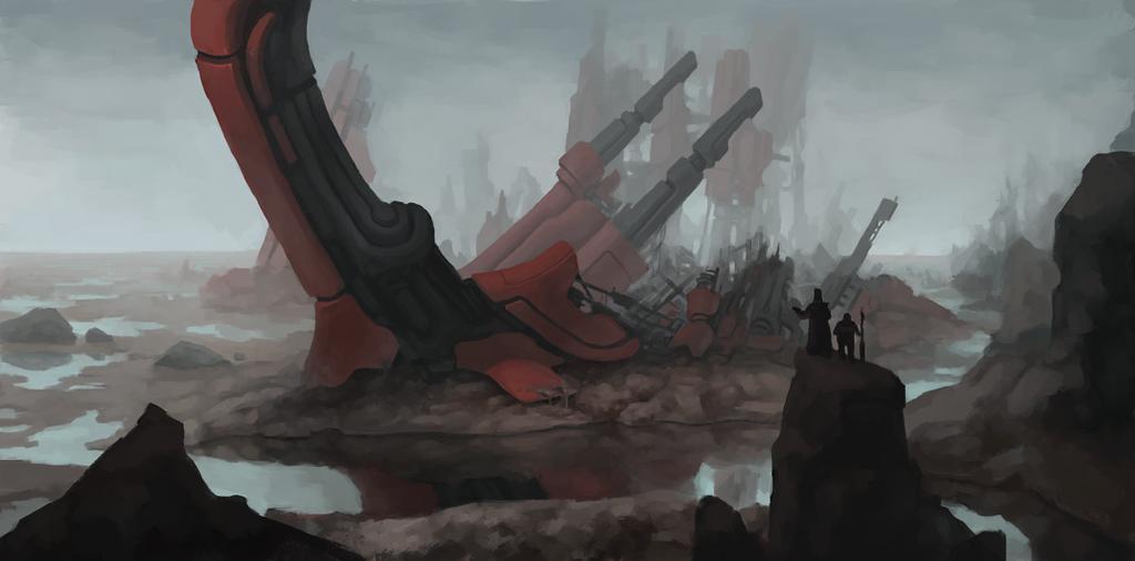Debris by Adzerak