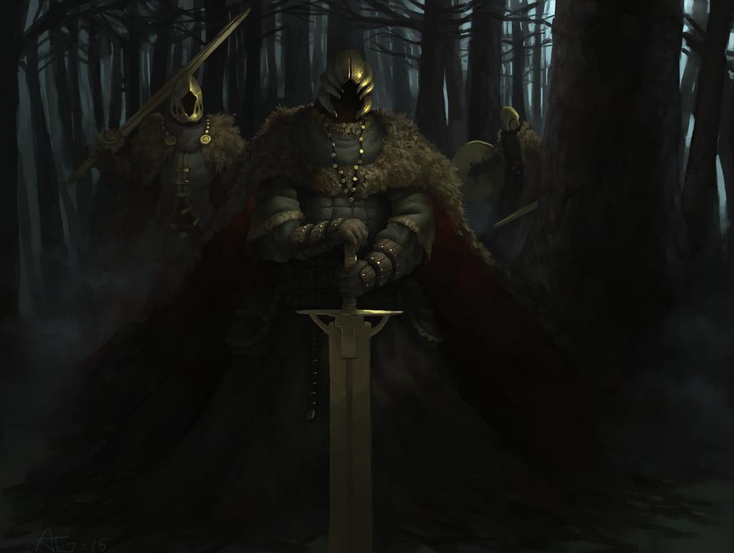 Wardens of the Wooden Wasteland by Adzerak