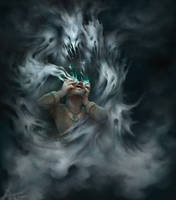 Inner Demons by Adzerak