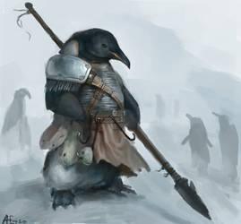 Penguin Fishmaster