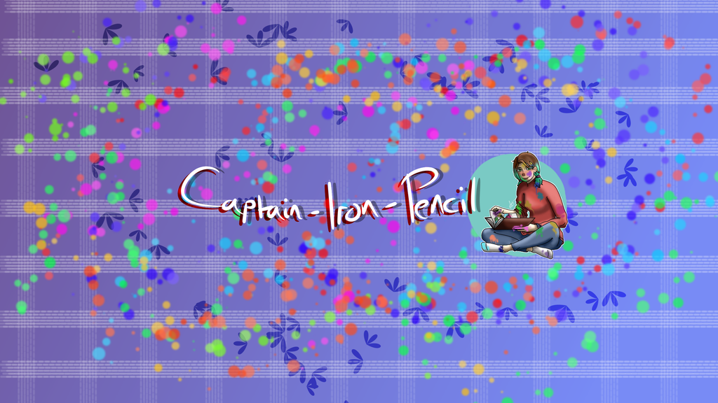 *current* Channel Banner by Captain-Iron-Pencil