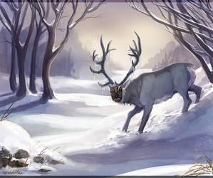 Snow Days by apeldille