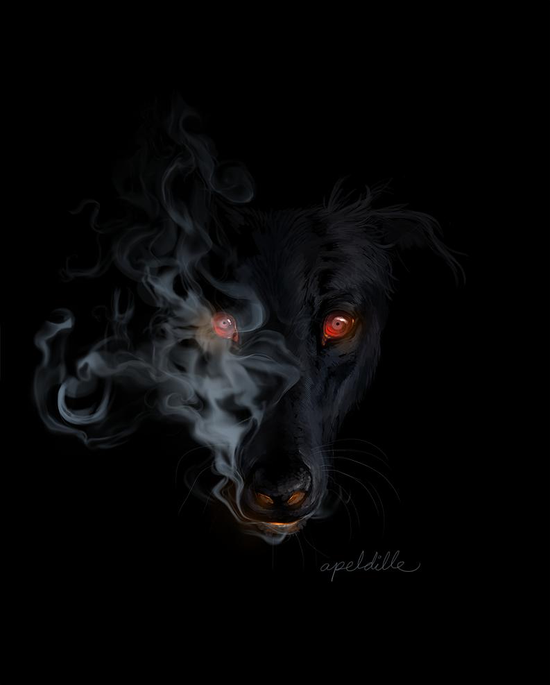 Smoke by apeldille