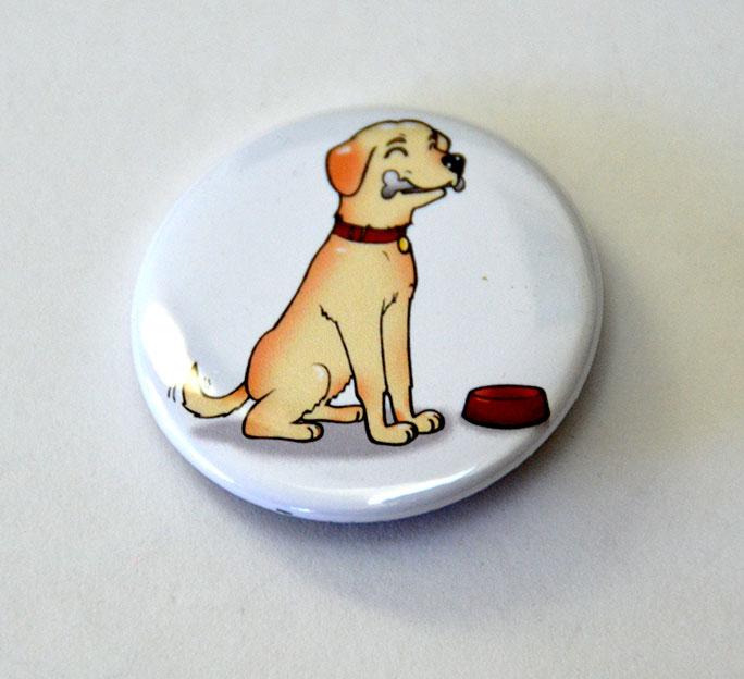 Dog and a Bone by artshell