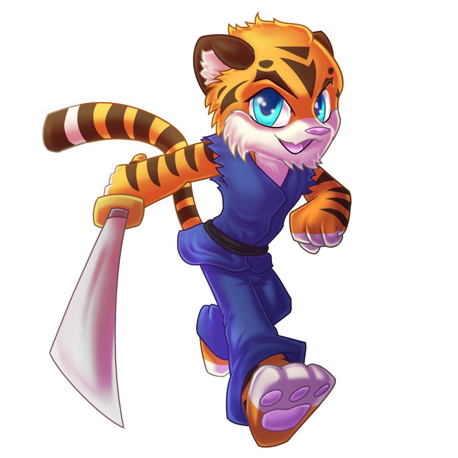 Anthrian Experiment Tiger_kid_by_fuzzt0ne-d9rnx5a